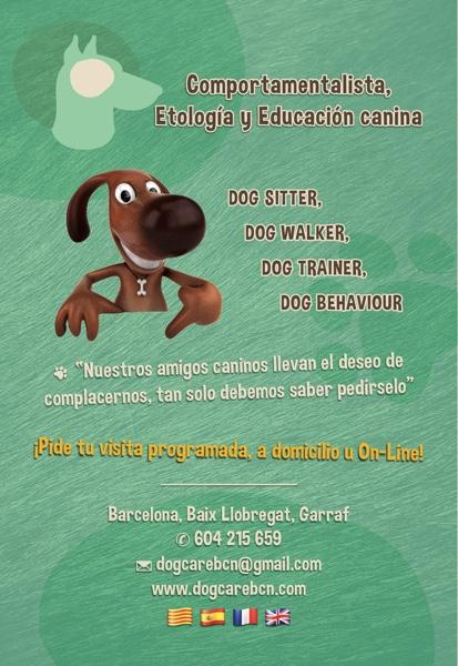 ENSINISTRADORS - DogCareBcn FlyerB (413x600)